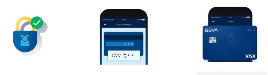Características de la tarjeta Aqua crédito BBVA